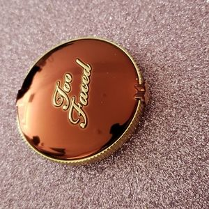 New Mini Too Faced Chocolate Gold Bronzer Soleil